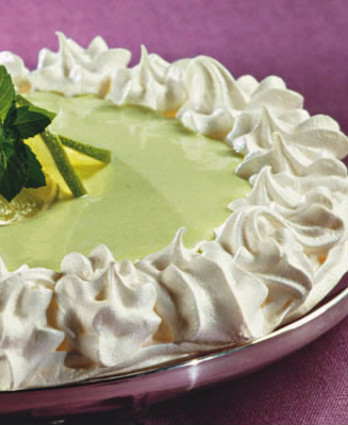 Key Lime Angel Pie
