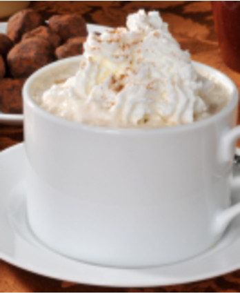 Food-Celebrations - Pumpkin Pie White Hot Chocolate - Walmart.com