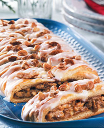 Pumpkin Pecan Braid
