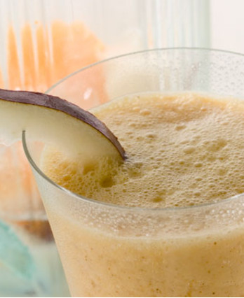 Breakfast Pear Smoothie