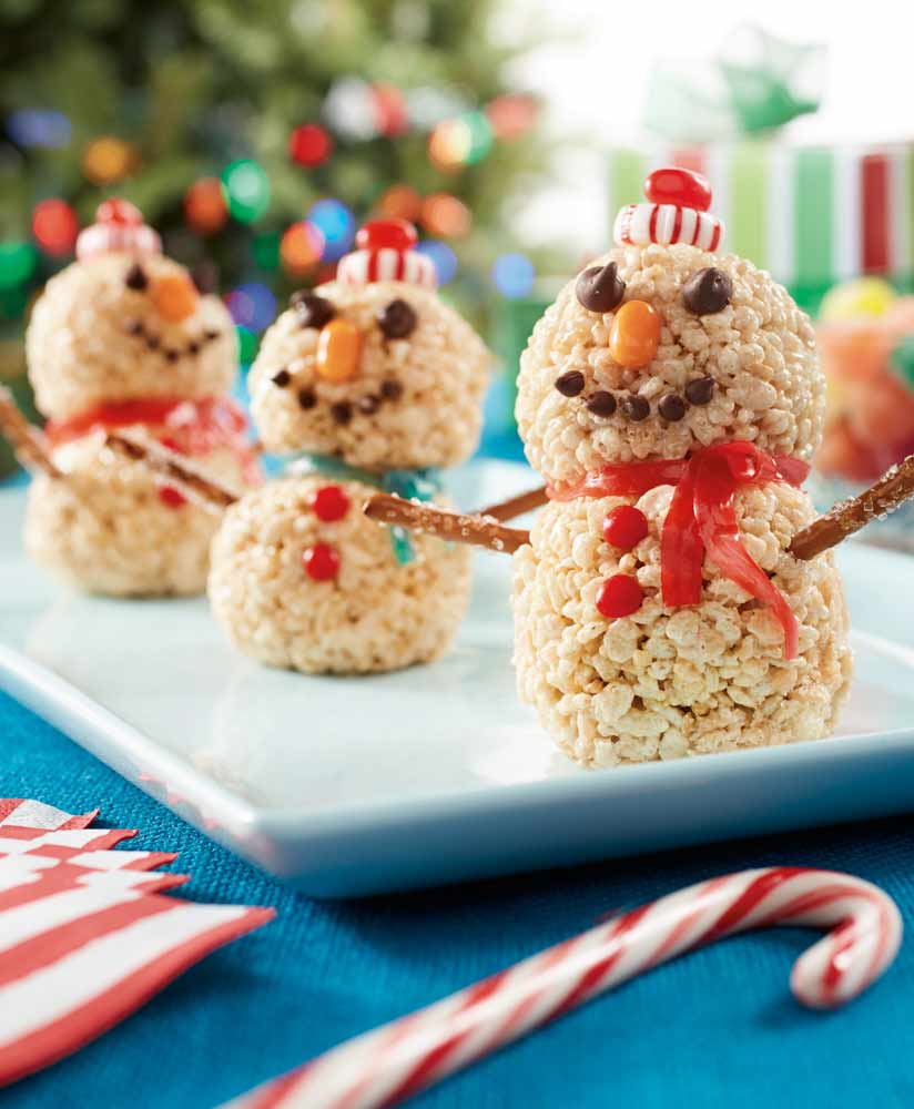 rice krispies snowman recipe walmartcom